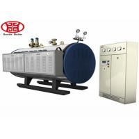 China Food Processing Use Electric Steam Boiler , Industrial Fire Tube Steam Boiler on sale