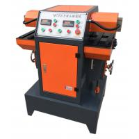 MT2015 Double head wood pattern embossing machine Manufactures