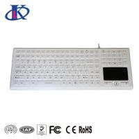 IP68 Waterproof Keyboard with 122 keys including 24 function keys and numeric keypad Manufactures