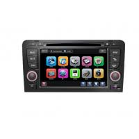 China Audi A3 Bluetooth GPS TV Car Touch Screen DVD Player with USB on sale