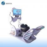 1500 Watt Arcade Game Simulator Shooting Game Machine / Vr Horse Riding Manufactures