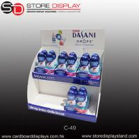 custom counter layers displays with 2 tiers Manufactures