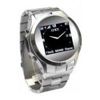China 16M Colors 240*240 Pixels 1.6 Inches Touch Screen Wrist Watch Cell Phones on sale