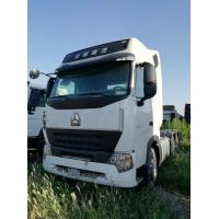 HOWO Used Semi Tractors LHD Drive Model Manufactures