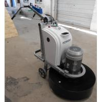 Buy cheap Three Planetary Grinding Plates Walk Behind Floor Grinder , Cement Grinding from wholesalers
