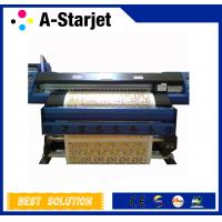Two Epson Dx7 Head Roll To Roll Inkjet Printer Astarjet 1.8m 70 Inch Manufactures
