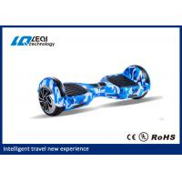 Popular Customized 10 Inch Self Balancing Scooter Bluetooth 15 Km/Hour Max Speed Manufactures