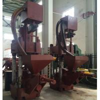 Vertical PLC Control Hydraulic Briquette Press Machine For Metal / Cooper Chip Manufactures