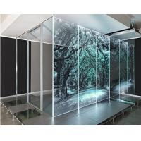 3mm toughened glass price density toughened glass separate/partition/divider for room Manufactures