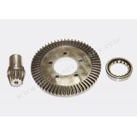 China Strong Hardness Rapier Loom Spare Parts Bevel Wheel F28309500 Precision Size on sale