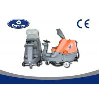 1160mm Squeegee Width Floor Cleaning Equipment , Ride On Floor Cleaner Machine Manufactures