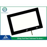 4 Wire Smart Home Touch Panel / 10 Inch Touch Screen High Sensitivity Manufactures