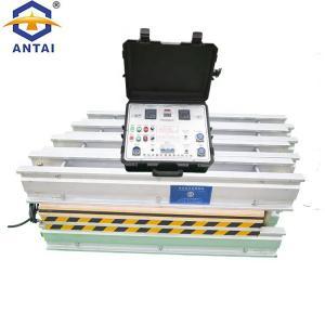 China Aluminum Alloy / Steel Conveyor Belt Vulcanizing Machine High Strength on sale