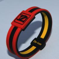 personalized printed Sports Silicone Bracelets for promotional gift Manufactures