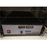 3000W High Power Digital Ultrasonic Wave Generator With Frequency Automatic Tracking System Manufactures