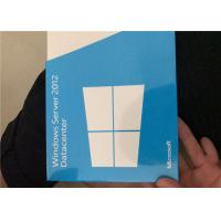 Online Activation Windows Server 2012 Datacenter Edition 5 User Retail Box Manufactures