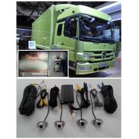 Quality 360 ° Around  View Lorry Cameras System monitor AVM  With 4 channel DVR,  Safety Driving Assistant for Trucks and Buses for sale