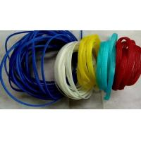 China Flexible Nylon Tube/Pipe , Nylon Sleeve For Cables , Cable Protector Nylon Braided Sleeve on sale