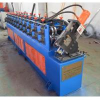 CE Certificate 13 Stations Main Channel Roll Forming Machine for Galvanized Steel Manufactures