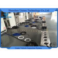 UV300- F Under Vehicle Inspection System License Plate Recognition Function Manufactures