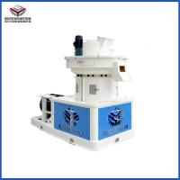 Biomass Wood Pellet Machine / Stainless Steel Wood Pellet Maker Machine Manufactures