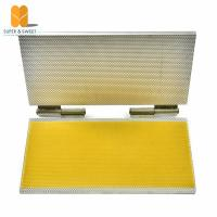 China Notebook Type Beeswax Foundation Sheet Casting Mold Machine portable foundation machine on sale