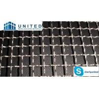 China Hot dipped galvanized Crimped Grill Square Wire Mesh Roll price for sale on sale