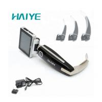 Professional medical equipment video laryngoscope hospital instrument for emergency room use Manufactures