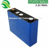 Solar Wind Hybrid powe System Storage Deep Cycle Off grid home generator Marine 3.2V 86Ah LiFePO4 batteries cell Manufactures
