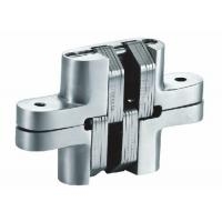 Spring Closing Stainless Steel Concealed Hinges , Invisible Hinges For Interior Doors Manufactures