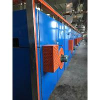 Quality 340 Cm Electrostatic Flocking Machine Frequency Converting Speed Regulation for sale