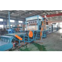 Stable Egg Tray Machine / Waste Paper Paper Tray Forming Machine Manufactures