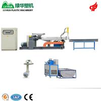 Automatic Recycling Pet Machine / Plastic Pet Bottle Recycling Plant Custom Voltage Manufactures