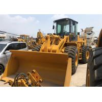 China LIUGONG ZL50CN Used Wheel Loader 2017 Year Second Hand Heavy Construction Machine on sale
