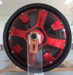 DM-210 brushless dc hub motor car wheel Manufactures