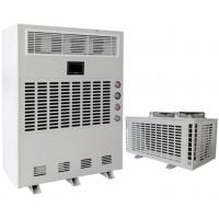 Refrigeration Industrial Dehumidifier with Air Conditioning 5-35Celsius Degree Manufactures