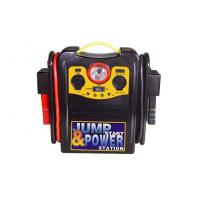 12V Rechargeable Car Jump Starters Portable , 900AMP with Air Compressor Manufactures