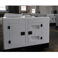 Solar Electric Standby Power 20KVA 15kw Perkins Diesel Generators With Electronic Governor Manufactures
