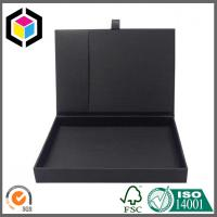 Quality Cardstock Rigid Cardboard Paper Gift Packaging Box for Invitation Cards Letter for sale