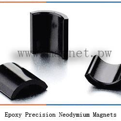 China Epoxy Precision Neodymium Magnets on sale