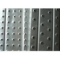 1.5mm Anti-Skid Plate Perforated Metal Sheet  For Walkway 1.83 Length Manufactures