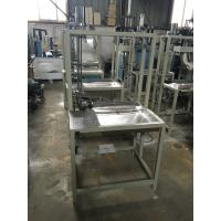 High Speed Disposable Paper Box Making Machine 4KW 380V For Lunch Box Manufactures