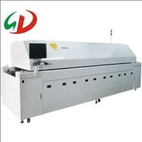 High vacuum furnace SMT Reflow Oven , Consumption solder reflow oven for PCB Manufactures