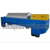 Horizontal Separating Crude Palm Oil Decanter Centrifuge For Beverage Technology Manufactures