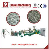 PS recycle plastic flakes force feeder recycling polystyrene recycling machine Manufactures