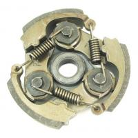 Clutch shoes for 47/49cc Pocket bikes, ATVs, mini choppers and dirt bikes. Manufactures