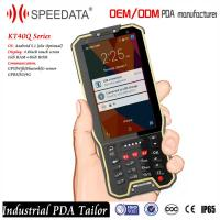 Wifi Bluetooth PDA Barcode Scanner RFID 13.56mhz NFC Reader ISO 14443A Manufactures