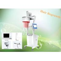 Stationary Style Laser Hair Growth Machine / Low Level Laser Hair Restoration Equipment Manufactures
