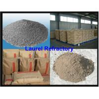 Unshaped Refractory Castable Material Manufactures