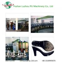 China Footwear Machinery Insole and Outsole PU Foam Injection Machine for Shoes on sale